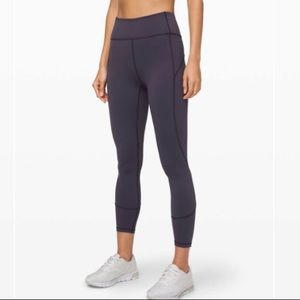 Lululemon In Movement Tights 25""